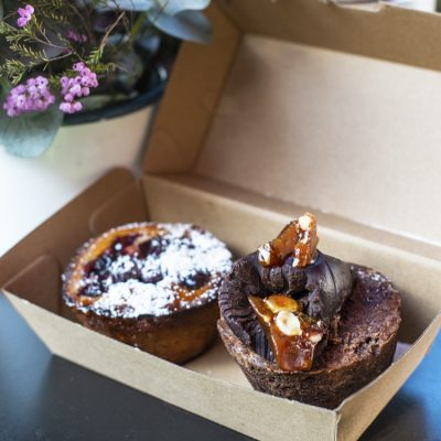 Baker + Co Bakery kitchen + pantry gluten duo