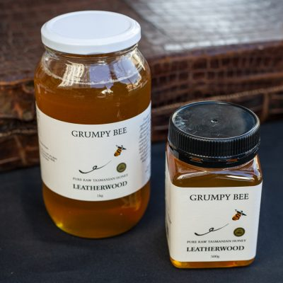 Grump Bee Pantry + Kitchen Leatherwood