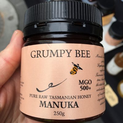Grump Bee Pantry + Kitchen Manuka 500