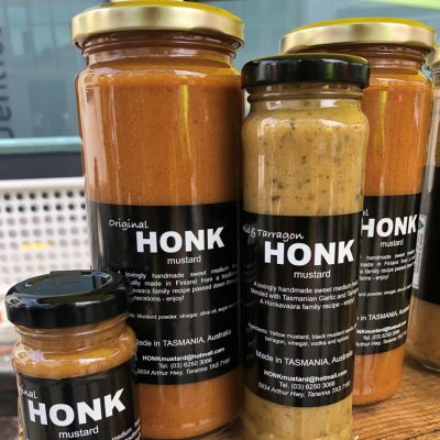Honk Pantry +Kitchen Mustard