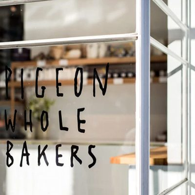 Pigeon Whole Bakers bakery