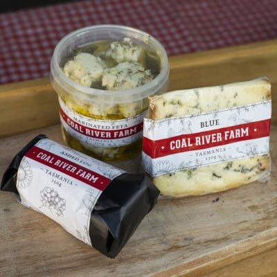 Coal River Farm Dairy 3 cheese
