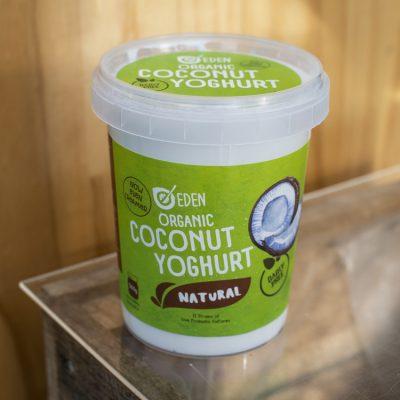 Eden Pantry plant based coconut yoghurt