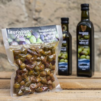 Lauriston Grove Pantry + Ktichen olives