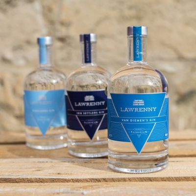 Lawrenny Estate Spirits Van Diemen Gin