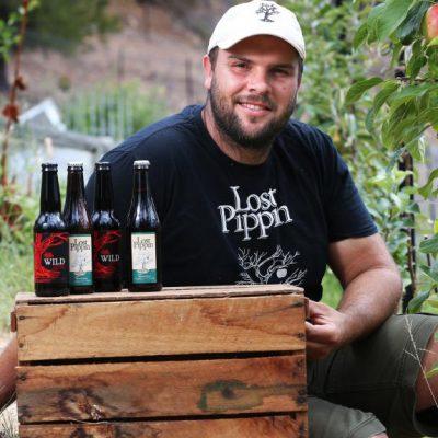 Lost Pippin Cider