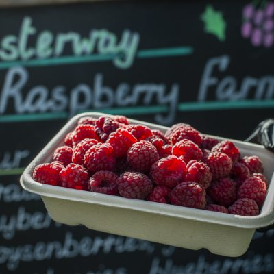 Westerway Raspberry Farm fruit