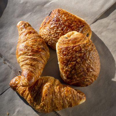 Sweet Wheat Bakery croissant